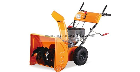 Gas powered snow blower (6.5 HP)