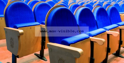 Stadium seats and chairs