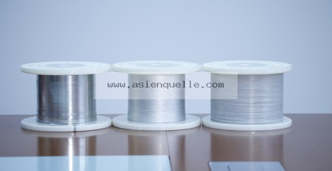 Fine tin plated flat copper wire